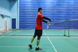 中国大学MOOC 羽毛球(宝鸡文理学院)1450324581 最新慕课完整章节测试答案