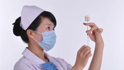 护士思考问题图片素材
