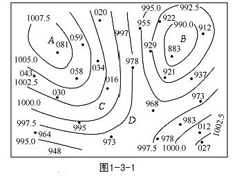 中国大学MOOC 航海气象与海洋学(武汉理工大学)1205912816 最新慕课完整章节测试答案