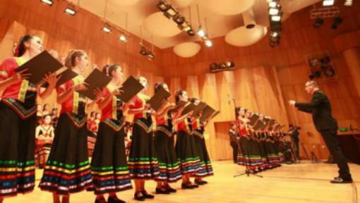 民族合唱与指挥法(二)