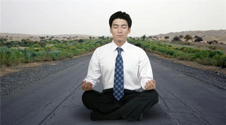 办公室瑜伽教程,消除颈背酸胀 完美曲线