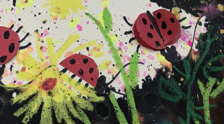 3-6岁少儿综合创意美术3节课A